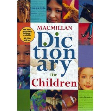 Dictionary for children, Macmillan, used book