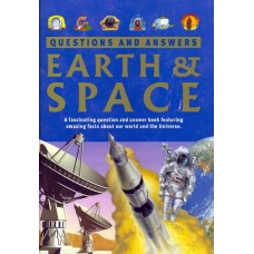 Earth and space, questions and answers, used book