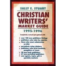 Christian writers market guide 1995 - 1996, used book
