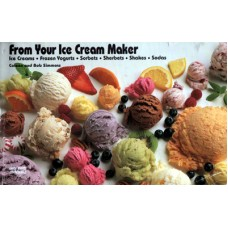 From your ice cream maker used book